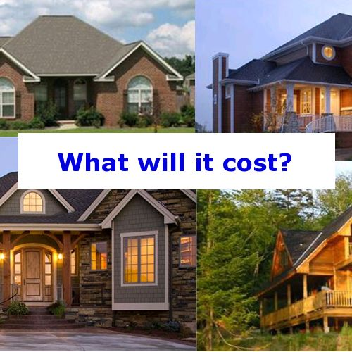 The plan collection find a builder for Cost to build report