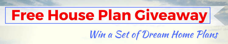 House Plan Giveaway from The Plan Collection: Win a Set of Dream Home Plans