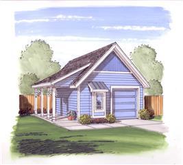 House Plan #100-1002