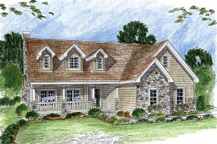 Cape Cod 1 1 2 Story Home With 2 Bedrooms 2614 Sq Ft