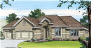 View house Plan#100-1018
