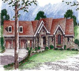 House Plan #100-1022