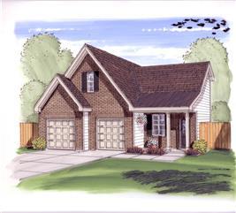 House Plan #100-1035