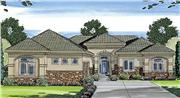 View house Plan#100-1037