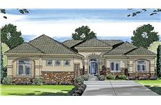 Main image for house plan # 20351