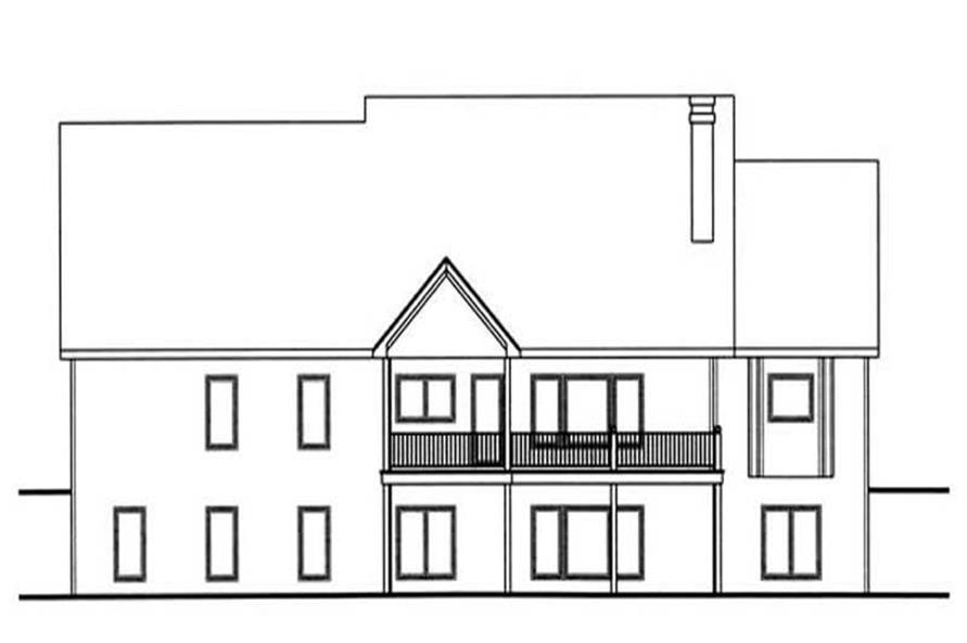 ... House Plan #100 1042