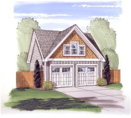 House Plan #100-1043