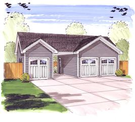 House Plan #100-1047