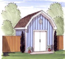 House Plan #100-1049