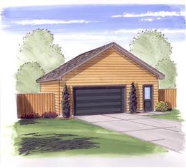 House Plan #100-1050