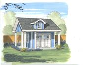 View house Plan#100-1057