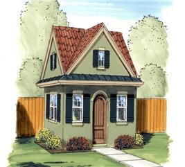 House Plan #100-1058