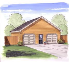 House Plan #100-1060