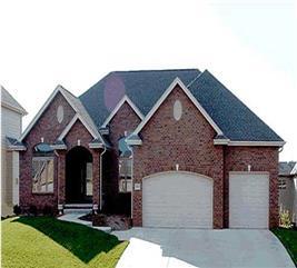 House Plan #100-1061