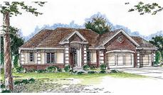 Main image for house plan # 20198