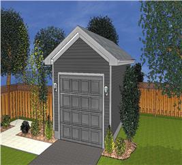 House Plan #100-1090