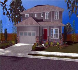 House Plan #100-1097