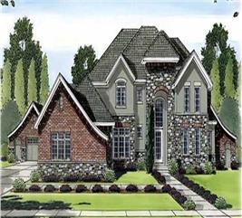 House Plan #100-1113