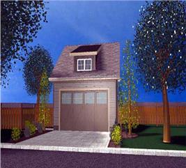 House Plan #100-1134