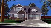View house Plan#100-1137