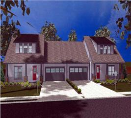 House Plan #100-1138