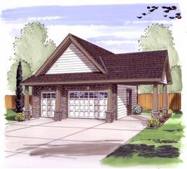 House Plan #100-1141