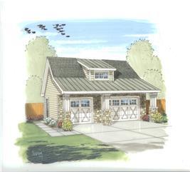 House Plan #100-1150