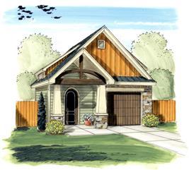 House Plan #100-1151