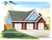 View house Plan#100-1153