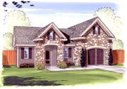View house Plan#100-1154