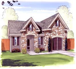 House Plan #100-1154