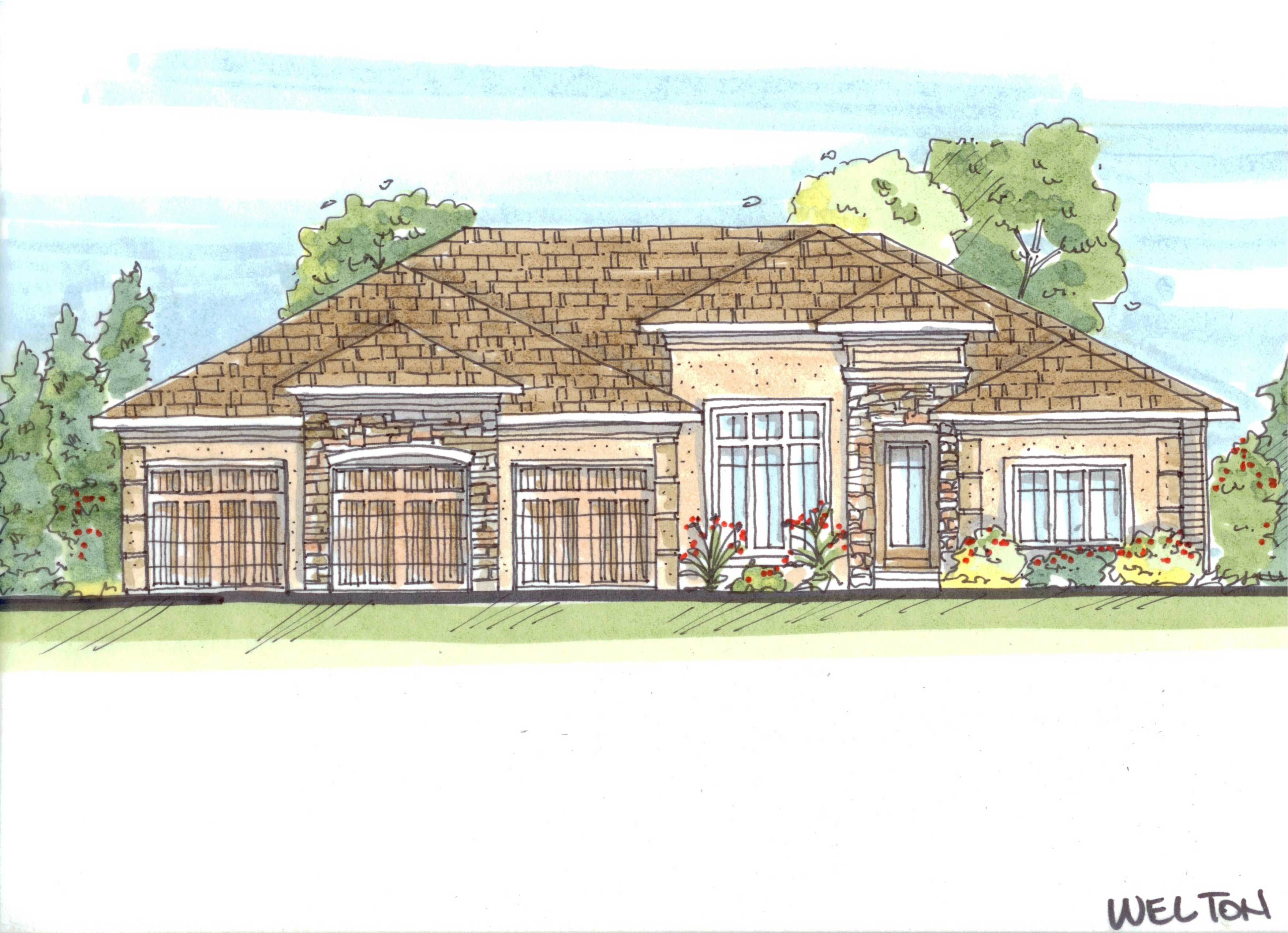 French mediterranean home with 4 bedrooms 4080 sq ft for French mediterranean house