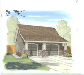 House Plan #100-1171