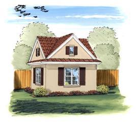 House Plan #100-1187