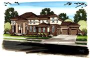 View house Plan#100-1189