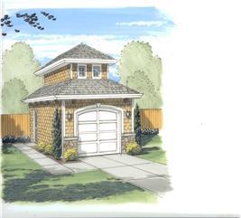 House Plan #100-1190