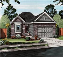 House Plan #100-1194