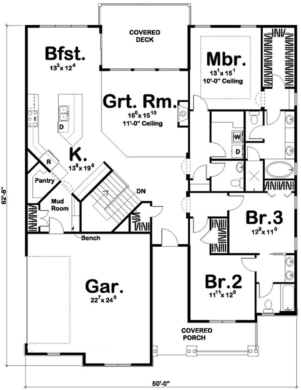 100-1195 main level