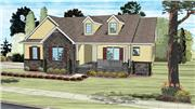 View house Plan#100-1195