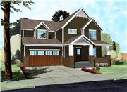View house Plan#100-1198