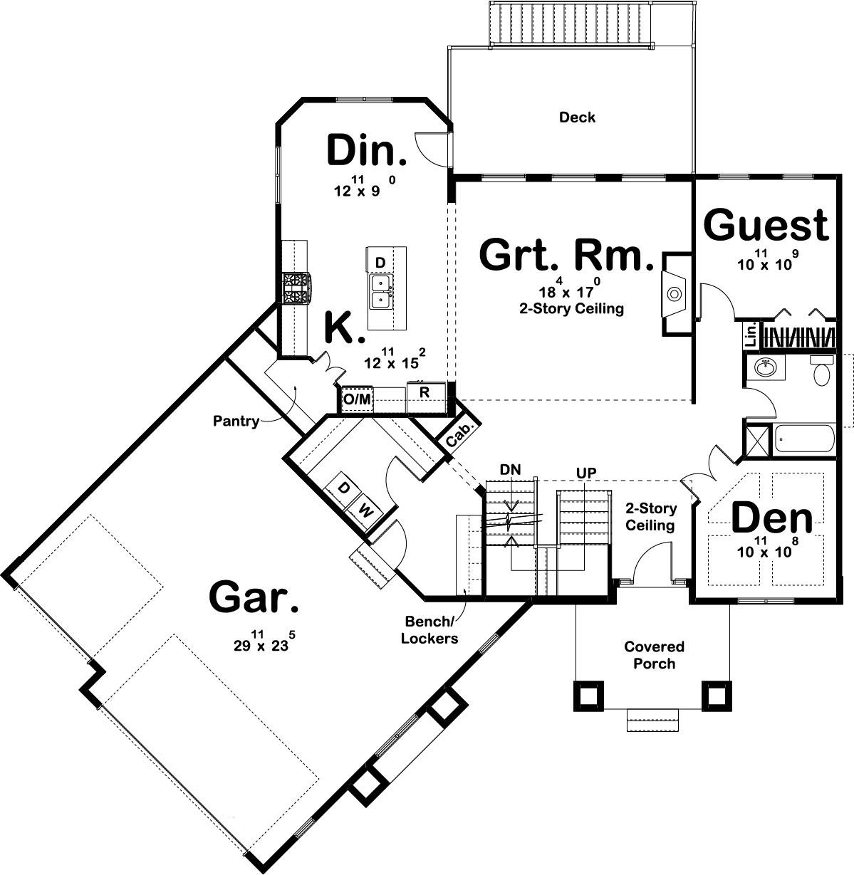 Mediterranean House Plan 100 1204 4 Bedrm 2502 Sq Ft