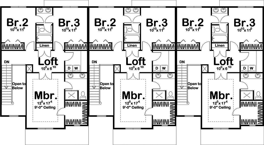 Traditional House Plan 100 1270 3 Bedrm 1671 Sq Ft Per