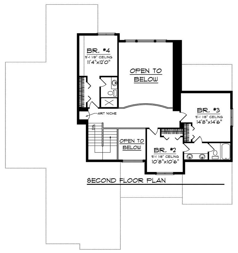 House Design 101: 4 Bedrms, 3.5 Baths