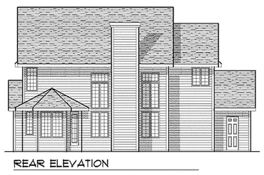 House Plan #101-1001