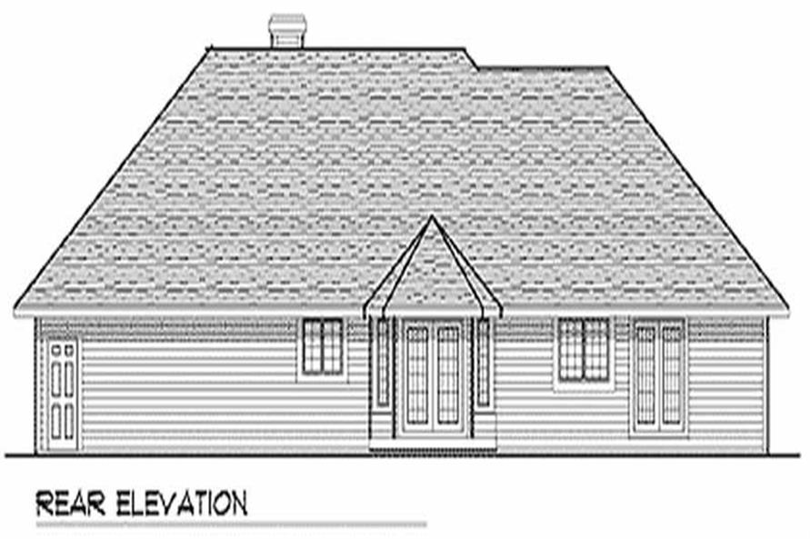 House Plan #101-1002