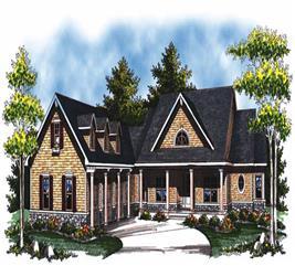 House Plan #101-1006