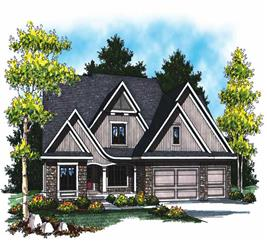 House Plan #101-1007