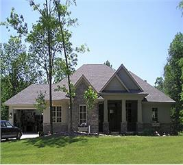 House Plan #101-1008