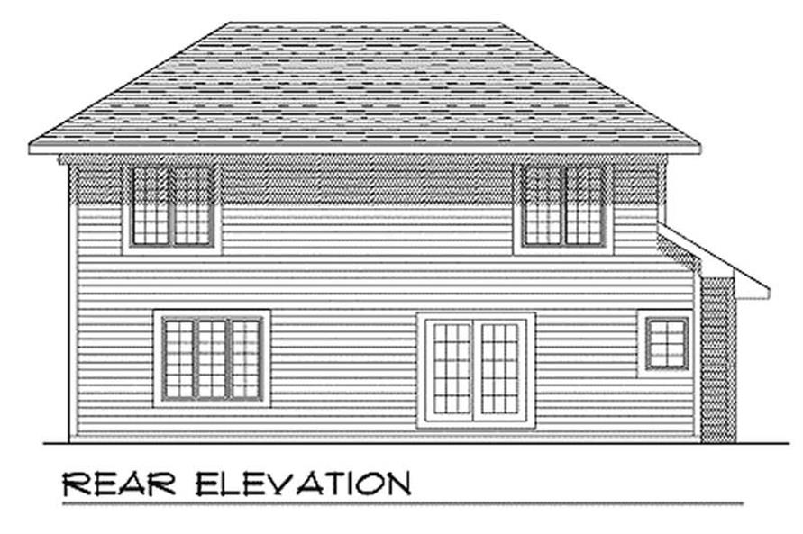 House Plan #101-1011