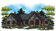 Main image for luxury house plan # 17033